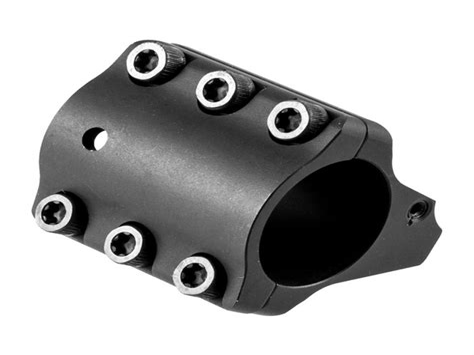 Smallest Adjustable Gas Block