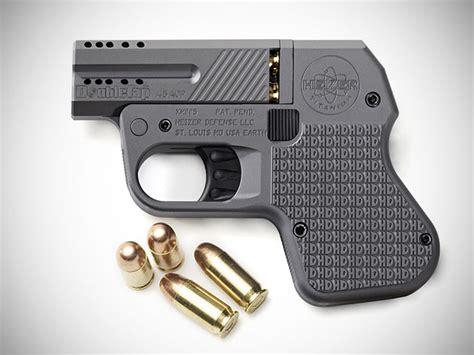 Smallest Self Defense Handgun