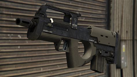 Smg Vs Assault Rifle Gta 5
