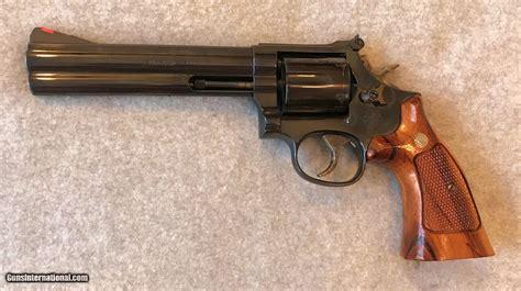 Smith Amp Wesson 586 357 No Dash 6 Quot