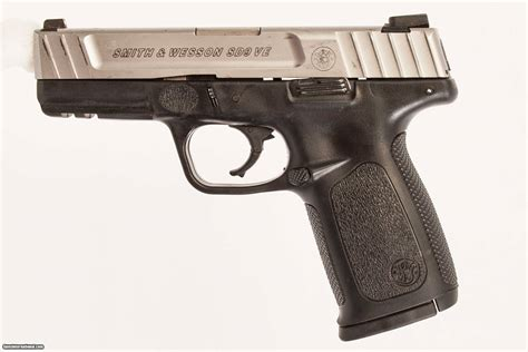 Smith N Wesson 9mm Sd9ve