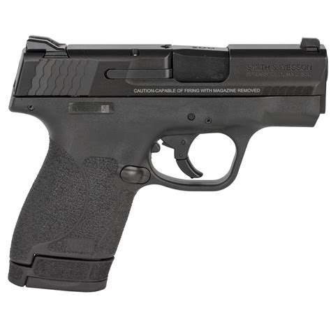 Smith Wesson 11808 M P Shield M2 0 Pistol 9mm 3 1in 8rd