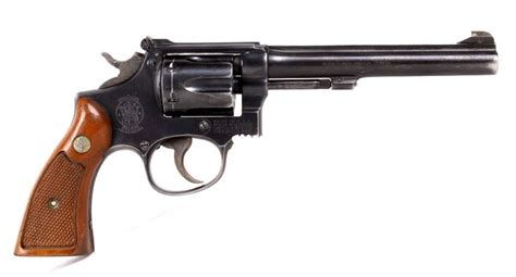 Smith Wesson 22 Long Rifle Ctg Pistol