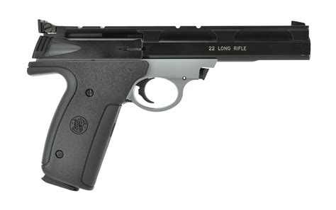 Smith Wesson 22A-1 Two-Tone 22 LR The 22A From Smith