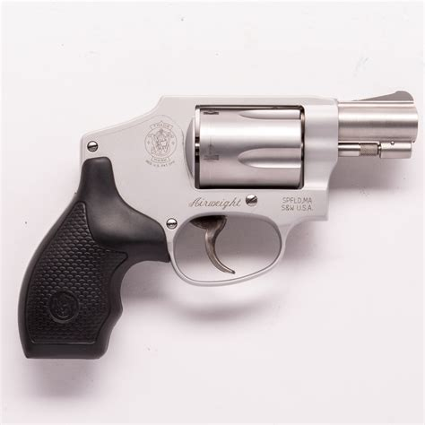Smith Wesson 642 Airweight Double-Action Revolver