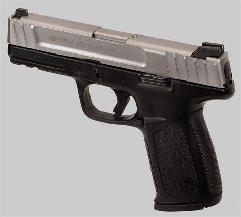 Smith Wesson 9mm Handgun