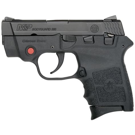 Smith Wesson Bodyguard 380 Semiautomatic Pistol
