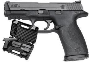 Smith Wesson M Amp P Carry Range Pistol 40 S Amp W 4