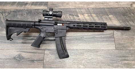 Smith Wesson M P 15 22 Rifle