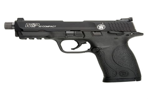 Smith Wesson M P 22 Compact Rimfire Pistol Cabela S