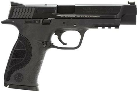 Smith Wesson M P 9 Pro Series 9mm 5 Barrel Fiber Optic
