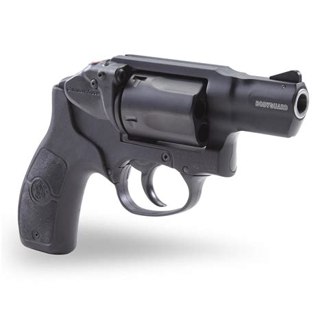 Smith Wesson M P BODYGUARD 38 Crimson Trace Revolver