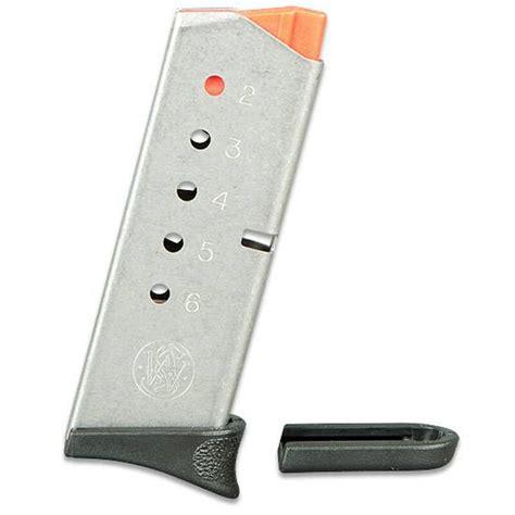Smith Wesson M P Bodyguard 380 Acp Magazine 6 Rounds