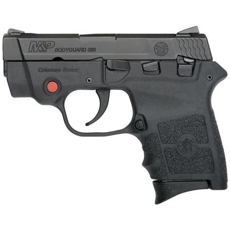 Smith Wesson M P Bodyguard Semiauto Pistol With Crimson