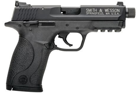 Smith Wesson M P22 Compact 22LR 3 5 Threaded Barrel