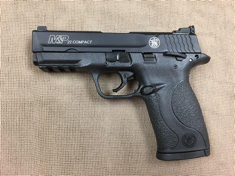 Smith Wesson M P22 Compact Semi-automatic 22LR