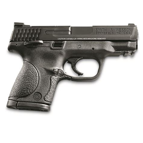 Smith Wesson M P9C Compact 3 5 Ambi Safety 12 Rnd