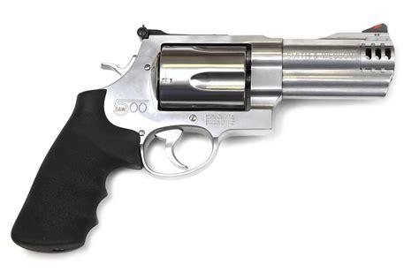 Smith Wesson M500 500 Magnum 4 Barrel 5rd Matte