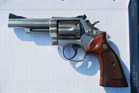 Smith Wesson Mod 193 4 357 Mag Pinned