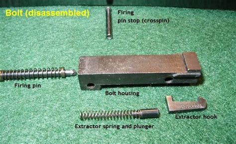 Smith Wesson Model 41 46 Extractor Plunger Spring