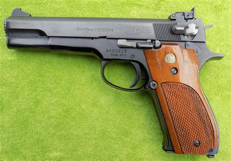 Smith Wesson Model 52