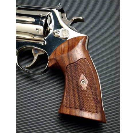 Smith Wesson S W K Or L Frame Presentation Target Grips