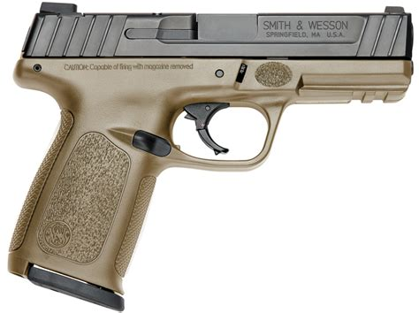 Smith Wesson Sd40ve 40 S W Pistol For Sale On Gunsamerica