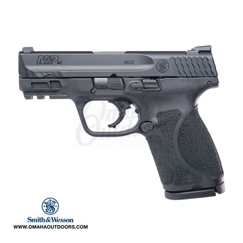 Smith Wesson Sw Mp M20 Compact 40sw 4bbl 13 Rd