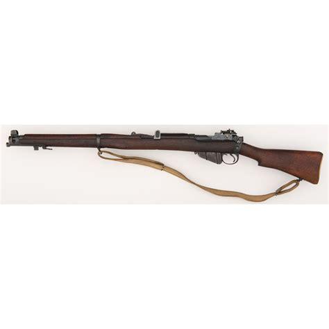 Smle Mk 4 Sniper Rifle