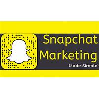 Snapchat marketing video course online tutorial