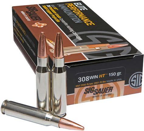 Sniper 308 Winchester Rifle Ammunition Army Surplus