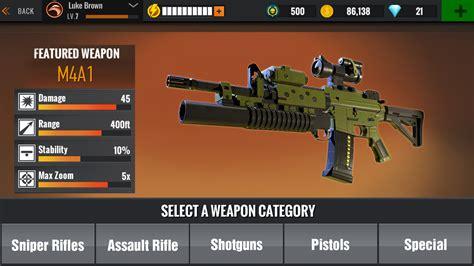 Sniper 3d Assassin Sniper Rifle