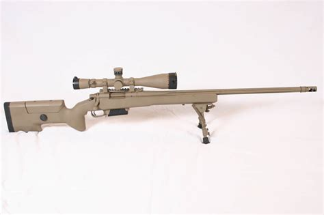 Sniper Central Rifle Package Review
