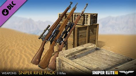 Sniper Elite 3 Best Sniper Rifle