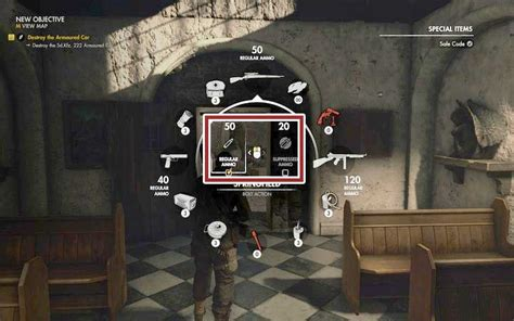 Sniper Elite 4 Play Without Suppressed Ammo