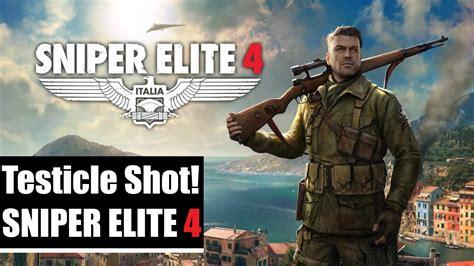 Sniper Elite 4 Ricochet Kills Rifle