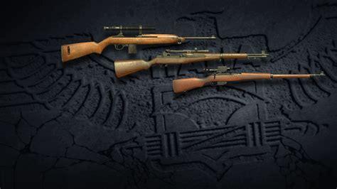 Sniper Elite 4 Suppressed Rifle