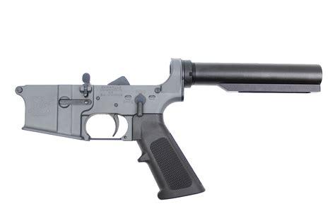 Sniper Grey Ar 15 Lower