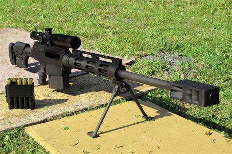 Sniper Rifle 50 Cal Assault