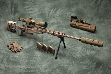 Sniper Rifle Accuracy International