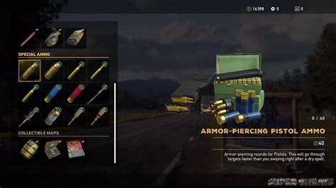 Sniper Rifle Ammo Capacity Dropped Far Cry 5