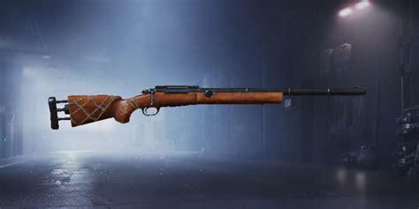 Sniper Rifle Attachments Pubg