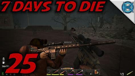 Sniper Rifle Barrel 7 Days To Die