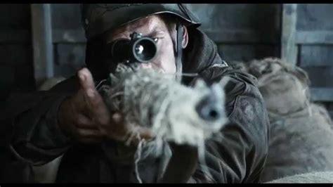 Sniper Rifle Bathtub Scene