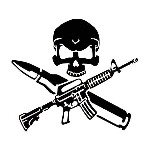 Sniper Rifle Decals