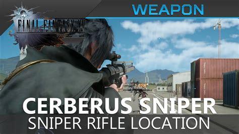 Sniper Rifle Ffxv