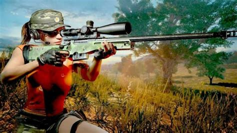 Sniper Rifle Guns In Pubg