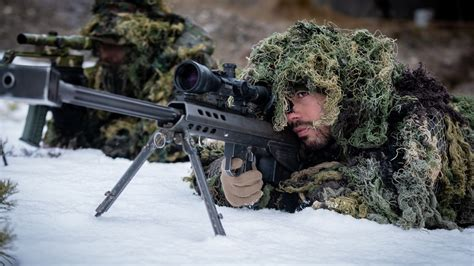 Sniper Rifle Indian Army