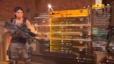 Sniper Rifle Magazine Division 2 Reddit