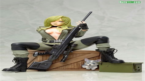 Sniper Rifle Metal Gear